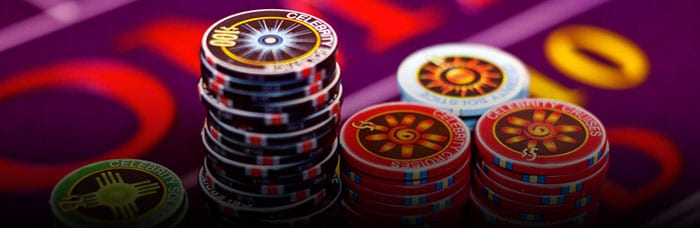 Australia Online Casinos chips