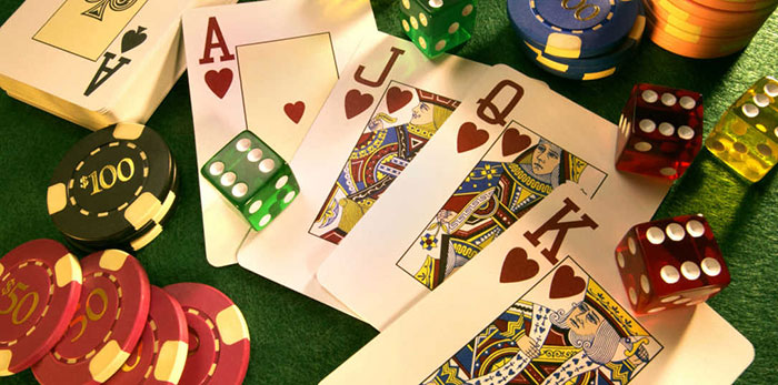 Canada Online Casinos table games