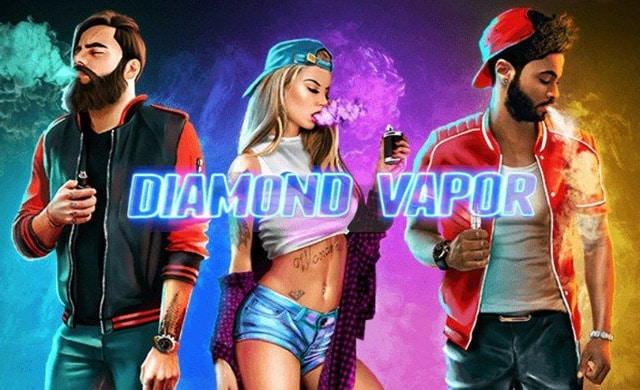 Diamond Vapor Slot review logo
