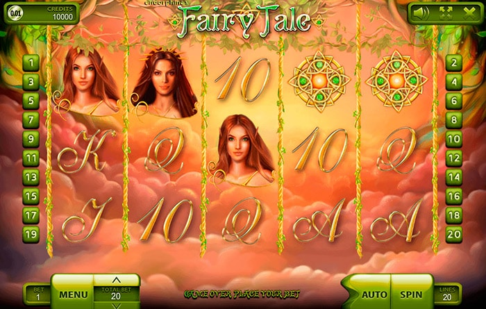 Fairy Tale Casino Slot Review game