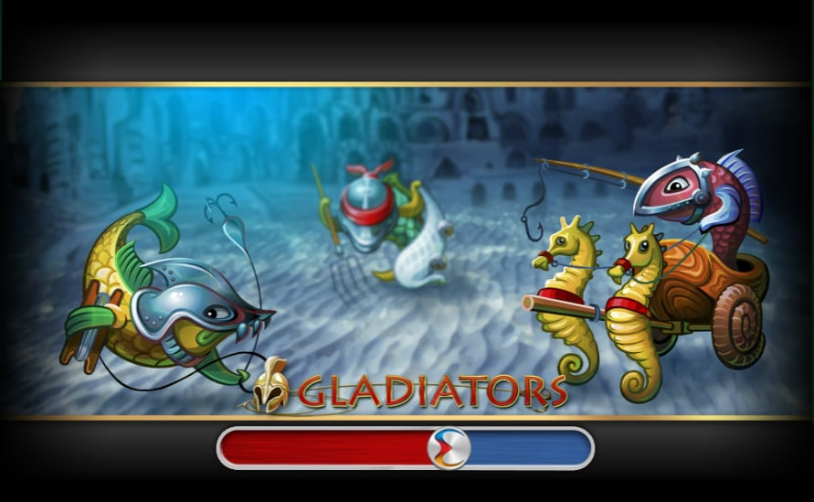 Gladiators Online Casino Slot Review