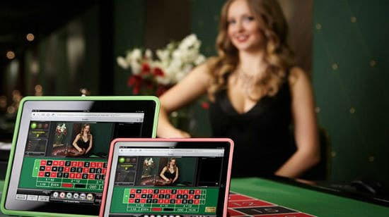 online casino dealer video