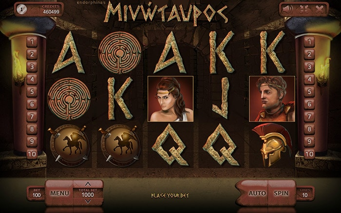 Minotaurus Online Casino Slot Review game