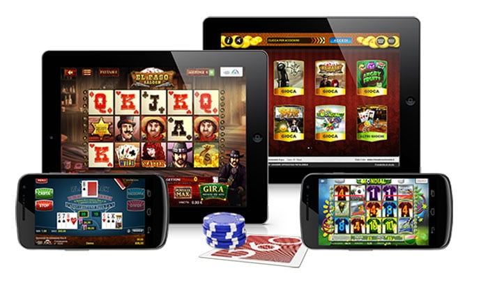 Mobile Casinos games