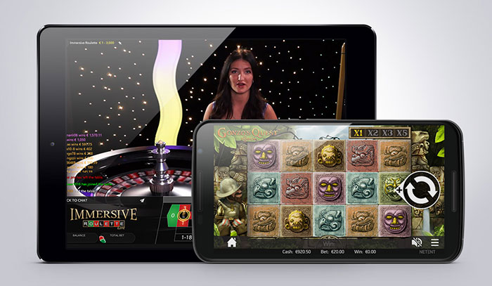 Mobile Casinos more games