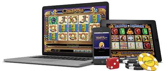 Online Casinos more games