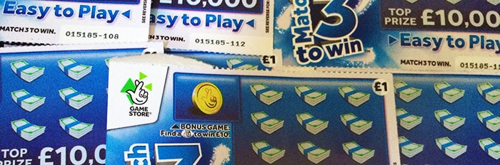 Scratch Cards rules