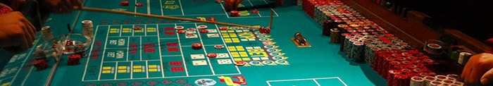 Table Games craps