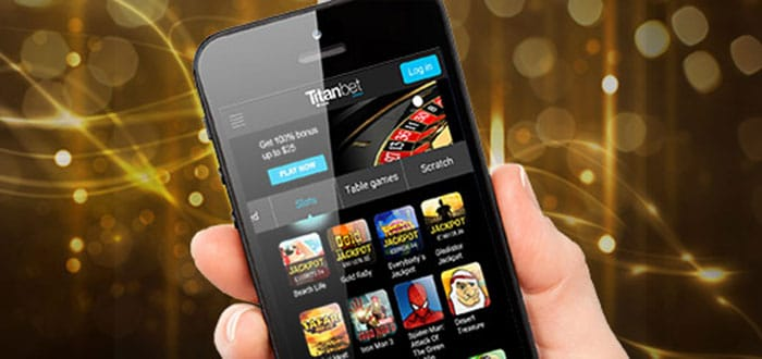 iPhone Mobile Casinos games